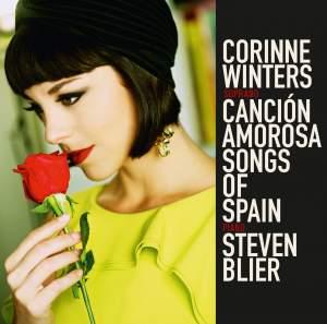 Corinne Winters: Canción Amorosa Product Image