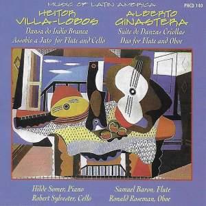 Ginastera, Villa-Lobos & Chavez: Chamber Music