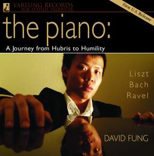 The Piano: A Journey from Hubris to Humility Product Image