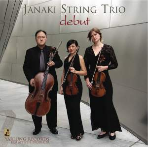 Janaki String Trio: Debut Product Image