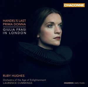 Handel's Last Prima Donna: Giulia Frasi in London Product Image