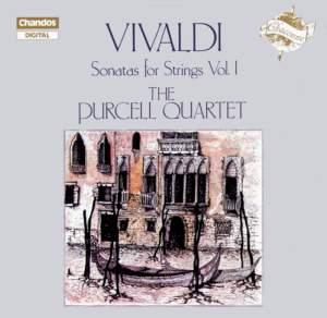 Vivaldi - Sonatas for Strings, Volume 1
