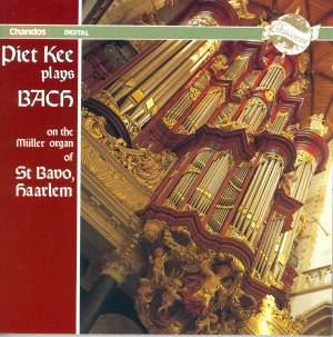 Bach - Organ Music Volume 1