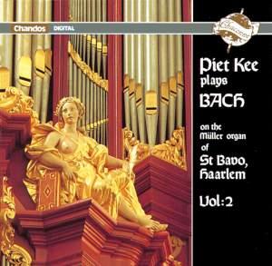 Bach - Organ Music Volume 2