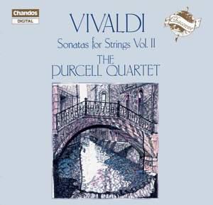 Vivaldi - Sonatas for Strings, Volume 2