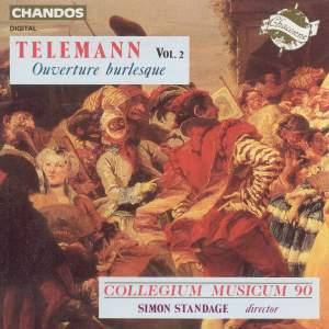 Telemann - Ouverture burlesque