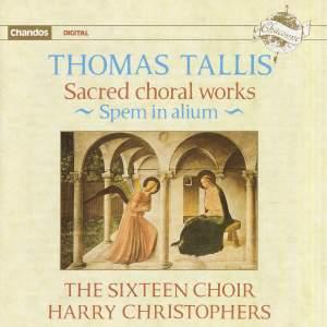 Thomas Tallis - Sacred Choral Works