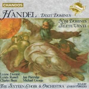 Handel - Sacred Choral Works