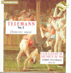 Telemann - Domestic Music