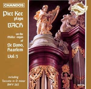 Bach - Organ Music Volume 3