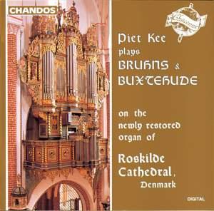 Piet Kee plays Bruhns & Buxtehude