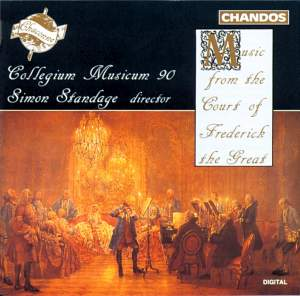 Music from the Court of Frederick the Great