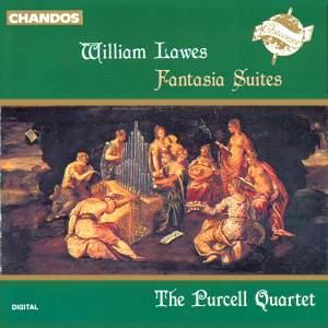 William Lawes: Fantasia Suites