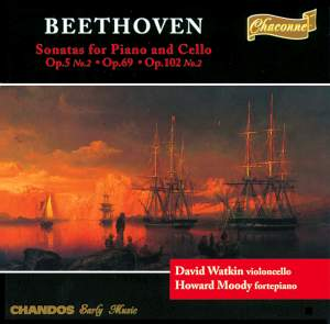 Beethoven: Cello Sonatas Nos. 2, 3 & 5