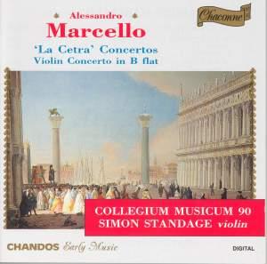 Alessandro Marcello - La Cetra Concertos