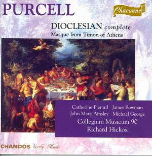 Purcell: Prophetess or The History of Dioclesian, Z627, etc.