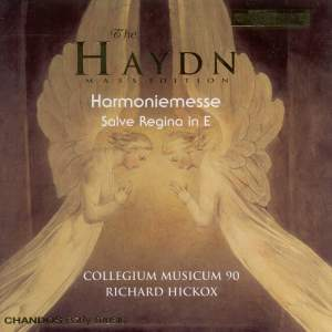 Haydn: Harmoniemesse & Salve Regina in E major