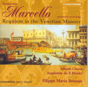 Marcello - Requiem in the Venetian Manner