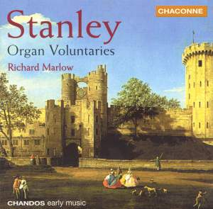 Stanley - Organ Voluntaries