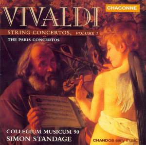Vivaldi - String Concertos Volume 1