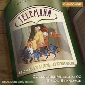 Telemann - Ouverture Comique