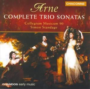 Arne - Complete Trio Sonatas