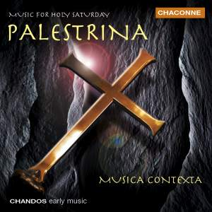 Palestrina - Music for Holy Saturday