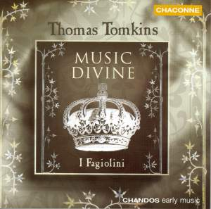 Thomas Tomkins - Music Divine Product Image
