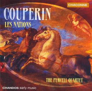 Couperin - Les Nations