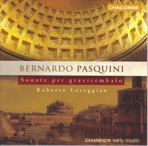 Bernardo Pasquini - Sonate per gravicembalo
