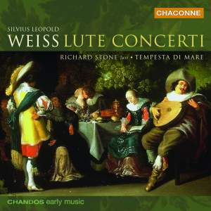 Weiss, S: Lute Concerti