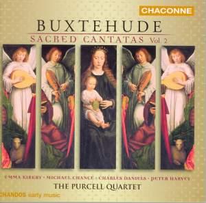 Buxtehude - Sacred Cantatas, Volume 2