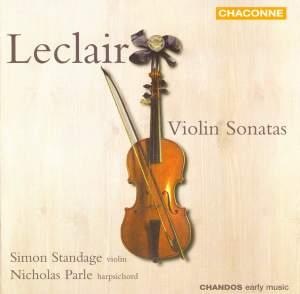 Leclair - Violin Sonatas