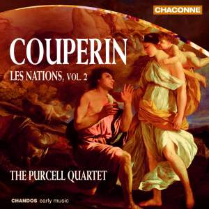 Couperin - Les Nations, Volume 2