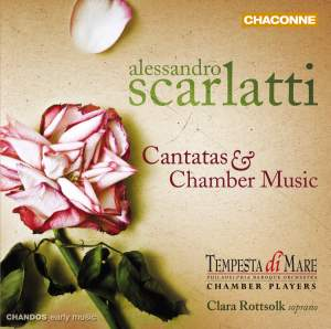 A. Scarlatti - Cantatas and Chamber Music