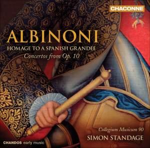Albinoni - Homage to a Spanish Grandee Product Image