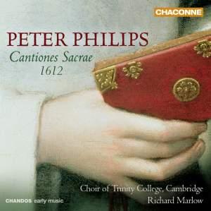 Philips, P: Cantiones Sacrae 1612