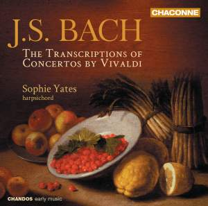 JS Bach: The Transcriptions of Concertos by Vivaldi