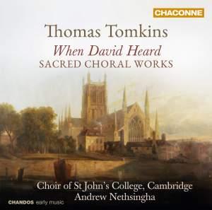 Tomkins: When David Heard