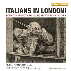 Italians in London!