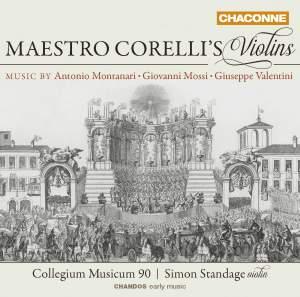Maestro Corelli's Violins