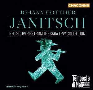 Johann Gottlieb Janitsch: Rediscoveries from the Sara Levy Collection Product Image