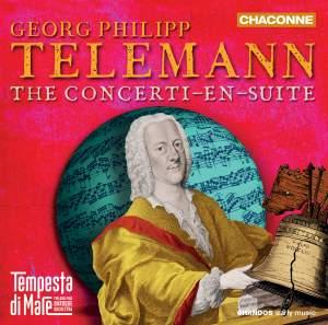Telemann: The Concerti-en-Suite