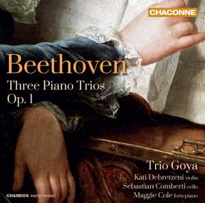 Beethoven: Piano Trios Nos. 1-3 Product Image