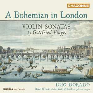 A Bohemian in London Product Image