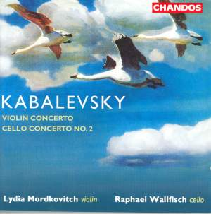 Kabelevsky - Concertos