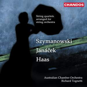 String Quartets for String Orchestra