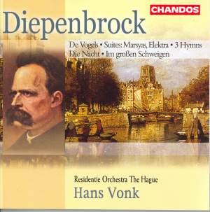 Diepenbrock: Overture 'De Vogels', etc.
