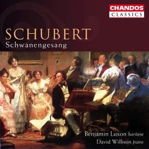 Schubert: Schwanengesang, D957 Product Image