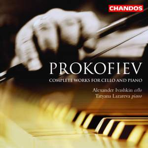 Prokofiev - Complete Works for Cello and Piano